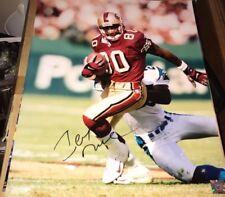 Jerry Rice San Francisco 49ers Hofer Hand Signed 16x20 Photo w/COA Proof