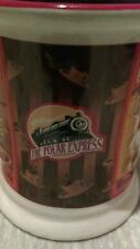The Polar Express ceramic Coffee Mug Hot Hot fresh Chocolate by Warner Brothers