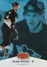 06-07 FLAIR SHOWCASE ROOKIE RC #81 NOAH WELCH PENGUINS *7953