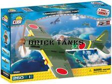 Kawasaki Ki-61 'Hien' - COBI 5520 260 brick plane set