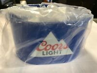 Philadelphia 76ers Coors Light Aluminum 6-Pack Beer Bucket