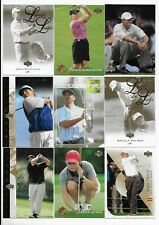 2003 Upper Deck Golf Trading Card Set  (102 Cards)