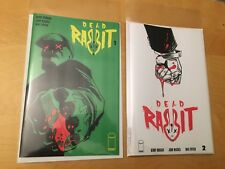 DEAD RABBIT 1 & 2, NM+ (9.4 - 9.6) RECALLED, MCCREA, DUGGAN, CGC IT + IMAGE PLUS