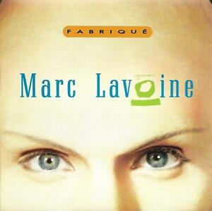 """CD Marc Lavoine """" Fabriqué """""""
