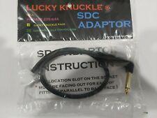 "Lucky Knuckle SDC 2300 1/4"" Jack Adaptor Lead"