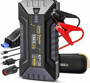 Auto Starthilfe Batterie Booster KFZ Powerbank Benzin Diesel Handy Ladegerät