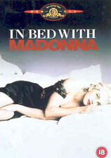 IN BED WITH MADONNA - DVD - REGION 2 UK