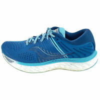 Saucony Womens Triumph 17 S10546-25 Blue Running Shoes Lace Up Low Top Size 8