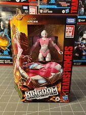 Transformers Generations Arcee War For Cybertron: Kingdom (WFC-K17) Deluxe Class