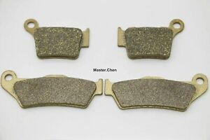 MC Front Rear Brake Pads For KTM 350 SX-F SXF EXC-F XC-F XCF XCF-W 2012 2013