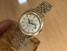 OMEGA CONSTELLATION AUTOMATIC Ref. 568.011 18k GOLD & STEEL VINTAGE LADY WATCH