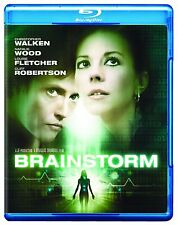 BRAINSTORM (Christopher Walken) -  Blu Ray - Sealed Region free for UK