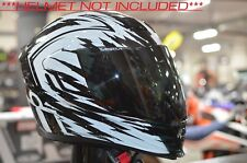 ICON AirFlite QUICKSILVER, GOLD, RED and DARK SMOKE Motorcycle Helmet Visors