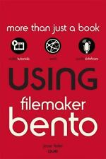 Using FileMaker Bento Feiler, Jesse Paperback
