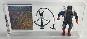 MOTU Vintage Loose Dragstor with Comic Series 5 Malaysia 1986 UKG 80%