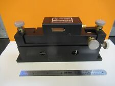 CRYSTAL TECHNOLOGY 4105-2 AOM ACOUSTO MODULATOR LASER OPTICS AS PIC &H8-B-04