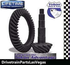 "Yukon Gear GM Chevrolet 8.5"" Inch 4.11 Ratio Premium Ring and Pinion Gear Set"