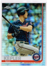 MAX KEPLER 2019 TOPPS CHROME #67 PRISM REFRACTOR TWINS