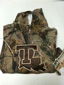 Louisiana Tech University Bulldogs Realtree Camo Hooded Sweatshirt