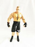 Brock Lesnar Action Figure Wrestling WWE  Mattel 2012