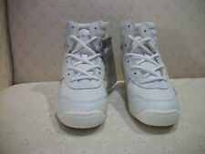 Capezio Dansneaker Boot DS05 Dance Sneakers NIB Wht Blk