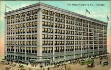C36-7168, SIEGEL-COOPER AND CO., CHICAGO, IL. POSTCARD.