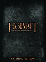 The Hobbit Trilogy - Extended Edition [DVD] [2015][Region 2]