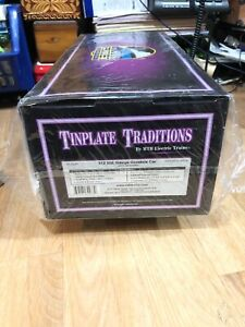 A3) Tinplate Tranditions 512 Std Gauge Gondola Car 2241 Purple 51211 MTHRRC New