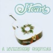 Heart-A Lovemongers' Christmas (UK IMPORT) CD NEW