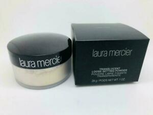 Laura Mercier Loose Setting Translucent Face Make Up Powder 29g 1oz 01 SHADE