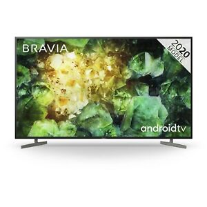 """Sony KD55XH8196BU 55"""" 4K Ultra HD HDR Android Smart LCD TV with Google Assistant"""