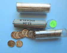 2003 D UNCIRCULATED NICKEL  BANK  ROLL - FREE SHIPPING