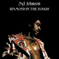 SYL JOHNSON - DIAMOND IN THE ROUGH  CD NEW!