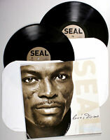 "Seal - Love's Divine (2003) Vinyl 2x 12"" Single •PLAY-GRADED• Seal IV, Remix"