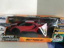 Jada R/C Hyper Chargers BigTime Muscle 2017 Ford GT W/ Turbo Boost
