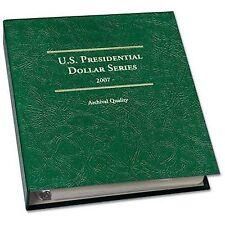 Littleton Album LCA69 Presidential Dollar P&D 2007-2016 ARCHIVAL QUALITY