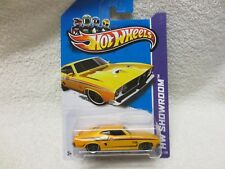 FORD FALCON XB MUSTARD HOT WHEELS LONG CARD 2013