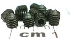 Grub Screws M3.0 - 3.0mm x 4.0mm (Pack of 10)