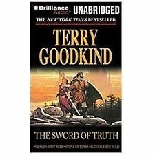 Sword of Truth, Boxed Set I, Books 1-3, The: Wizard's First Rule, Stone of Tears