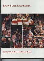 1990/91 Iowa State University HC Yearbook MBX60