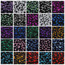 6000 Two mix size 4.5mm+2.5mm wedding decoration table scatter diamonds crystals