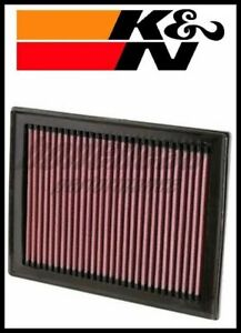 K&N 33-2409 Performance Replacement Drop-In Air Filter