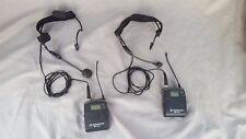 Sennheiser EW300 G2 Band B - SK300 Wireless Beltpack Transmitter 626-662MHz