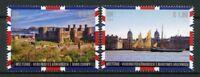 United Nations UN Vienna 2018 MNH UNESCO Heritage UK 2v Set Ships Castles Stamps