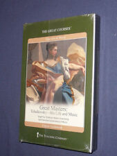 Teaching Co Great Courses DVDs  :   TCHAIKOVSKY    Life & Music    new sealed