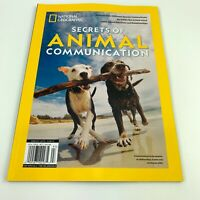 2019 NATIONAL GEOGRAPHIC SECRETS OF ANIMAL COMMUNICATION DOMESTIC WILD DOGS CATS