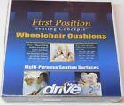 """Drive Mason First Position Wheelchair Cushion 16""""x16""""x 3"""" Model E2601/M8063"""