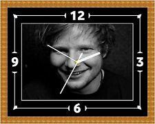 Ed Sheeren Reloj Regalo Presente Navidad Cumpleaños (personalizable)