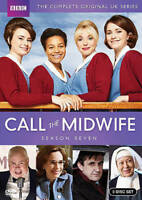 Call the Midwife: Complete Season 7 Seven (DVD, 2018, 3-Disc Set) New Ships Free