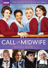 Call The Midwife Complete Seventh Season 7 Seven (DVD, 2018, 3-Disc Set)